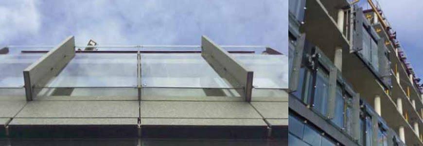 Akmens fasado tvirtinimo sistema HALFEN SUK, UKB Denia Solutions Nuotrauka
