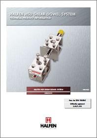 Deformaciniu siuliu sujungimo sistema HSD CRET Denia Solutions Brosiura