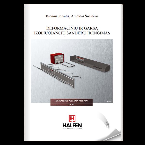 Denia Solutions Halfen Leidiniai Deformaciniu ir garsa izoliuojanciu sanduru irengimas