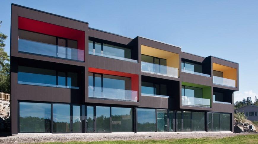 Denia Solutions Projektai Balkono armavimo sprendimai HALFEN Gvenamasis namas Svedijoje 2