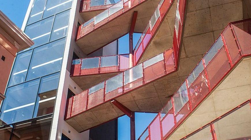 Denia Solutions Projektai Balkono armavimo sprendimai HALFEN Gvenamasis namas Svedijoje