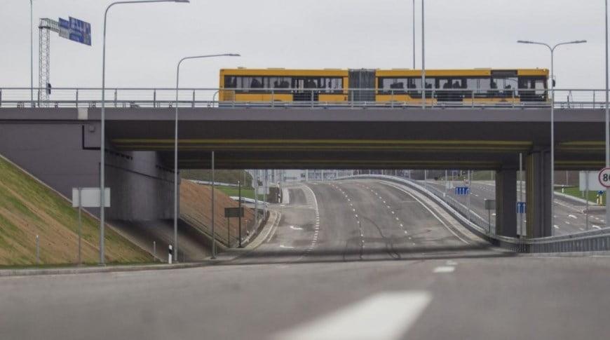 Denia Solutions Projektai Tilto konstrukciju armavimo ir tvirtinimo sprendimai HALFEN Vilniaus vakarinio aplinkelio viadukas