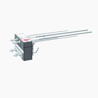 HIT Steel to concrete connection - balkonų armavimo elementas halfen HIT sacio tiltui pasalinti