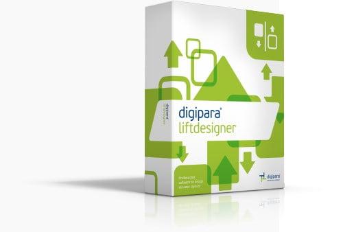 Halfen kelimo elementu projektavimo programa Digipara Liftdesigner
