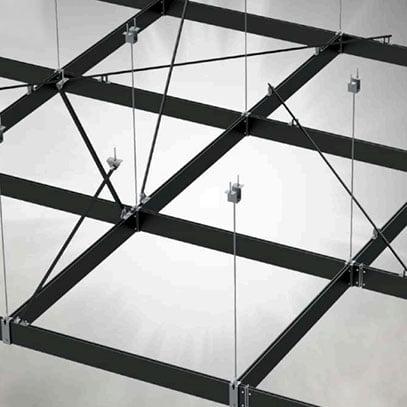parodų parodų sistemos nerūdijančio plieno balustradų sistemos