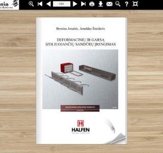 Denia Solutions Deformaciniu ir garsa izoliuojanciu sanduru irengimas HALFEN VGTU mokomoji knyga