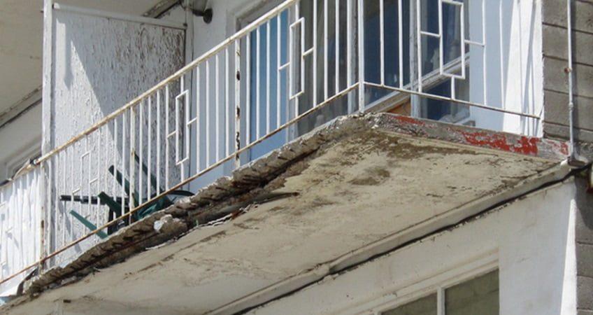 Balkono konstrukcijų renovacija daugiabučiuose. HALFEN sprendimas